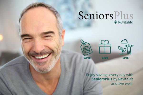 SeniorsPlus Program by Revitalife