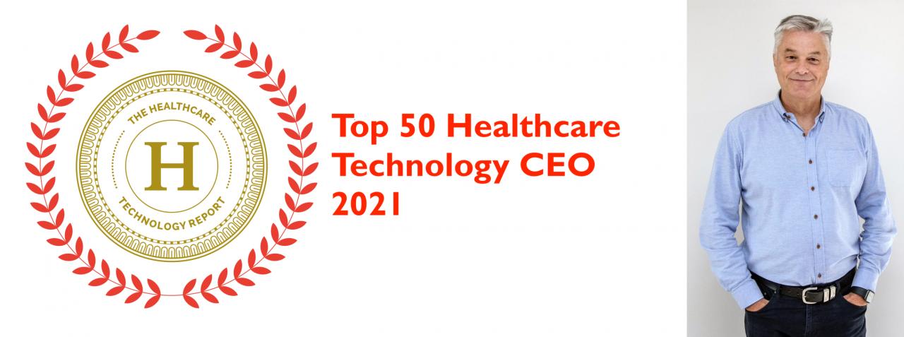 Top Healthcare CEO Clive van Deventer